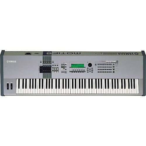 Yamaha Motif8 88-Key Music Production Synthesizer