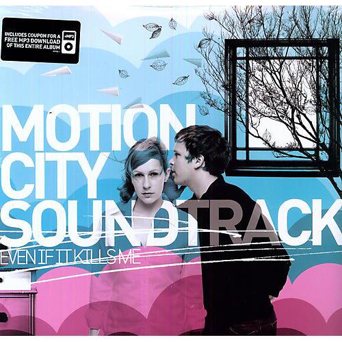 Alliance Motion City Soundtrack - Even If It Kills Me