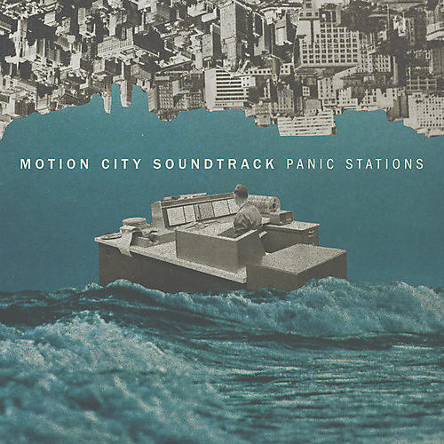 Alliance Motion City Soundtrack - Panic Station