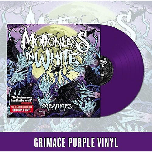 Alliance Motionless in White - Creatures