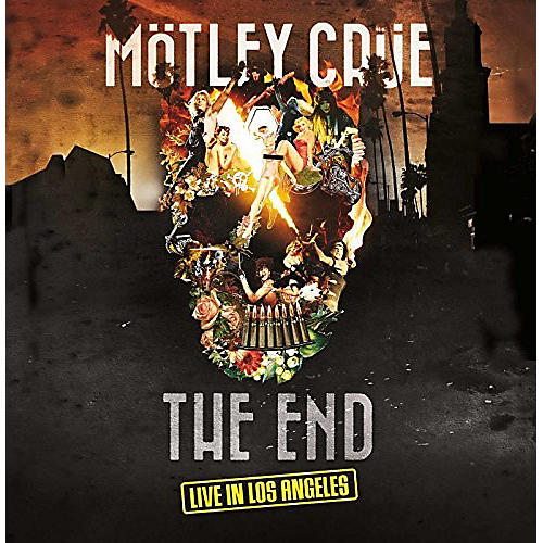Alliance Motley Crue - End: Live In Los Angeles
