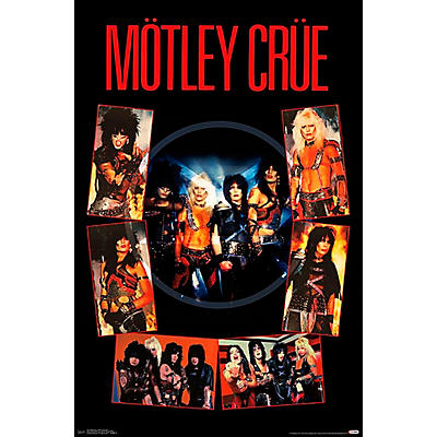 Trends International Motley Crue - Shout at the Devil Poster