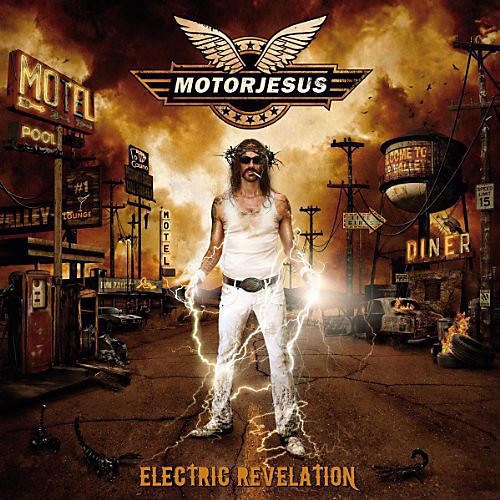 Alliance Motorjesus - Electric Revelation