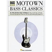 Hal Leonard Motown Bass Classics Book