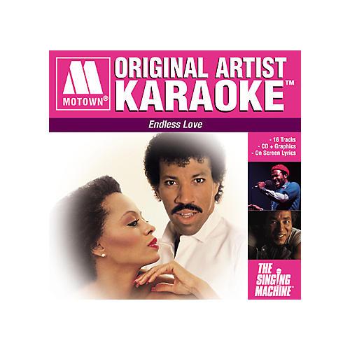 The Singing Machine Motown Endless Love Karaoke CD+G