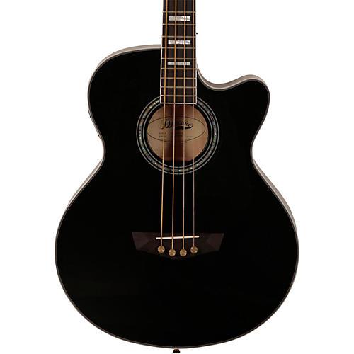 D'Angelico Mott Cutaway Acoustic Bass