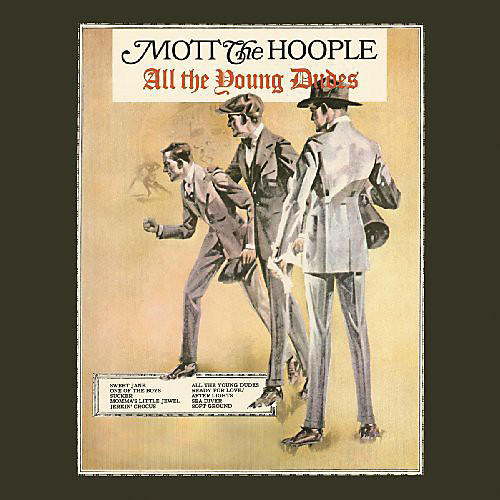 Alliance Mott the Hoople - All the Young Dudes