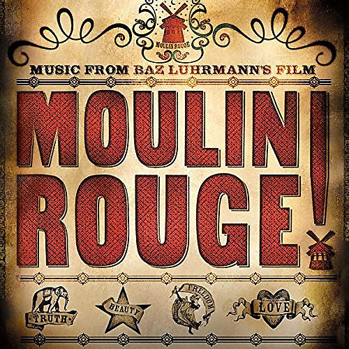 Alliance Moulin Rouge (Music From Baz Luhrman's Film)