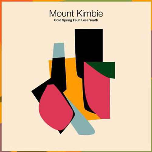 Alliance Mount Kimbie - Cold Spring Fault Less Youth