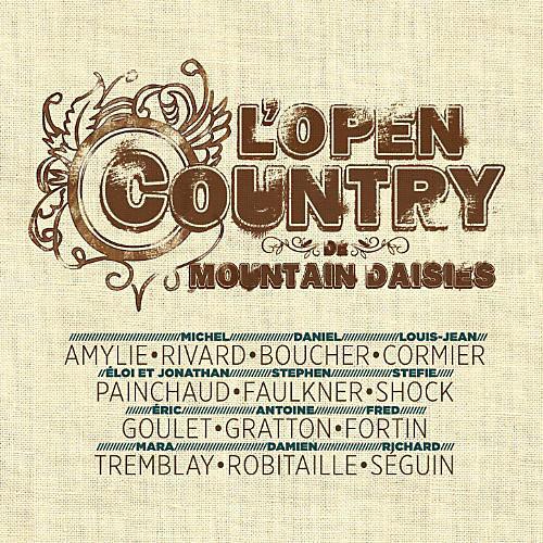 Alliance Mountain Daisies - L'open Country de (Vinyl)