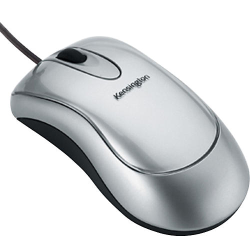 Kensington Mouse-In-A-Box Optical Mouse with Scroll Wheel