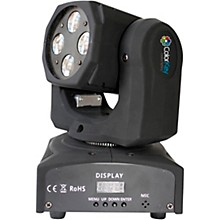 ColorKey Mover Mini Superbeam QUAD 4 RGBW LED Moving Head Lighting Effect