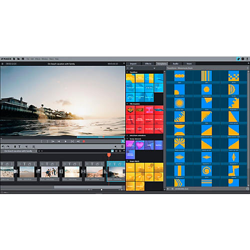Magix Movie Edit Pro 20 (Download)