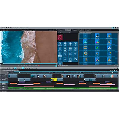 Magix Movie Edit Pro Premium 20 (Download)