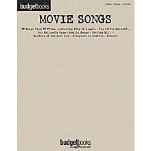 Hal Leonard Movie Songs Piano/Vocal/Guitar Songbook