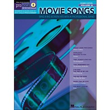 Hal Leonard Movie Songs Pro Vocal Series Women's Edition Volume 26 Book/CD