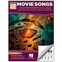 Hal Leonard Movie Songs-Super Easy Songbook for Piano