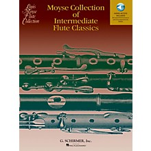 G. Schirmer Moyse Collection of Intermediate Flute Classics Woodwind Solo Series Softcover Audio Online