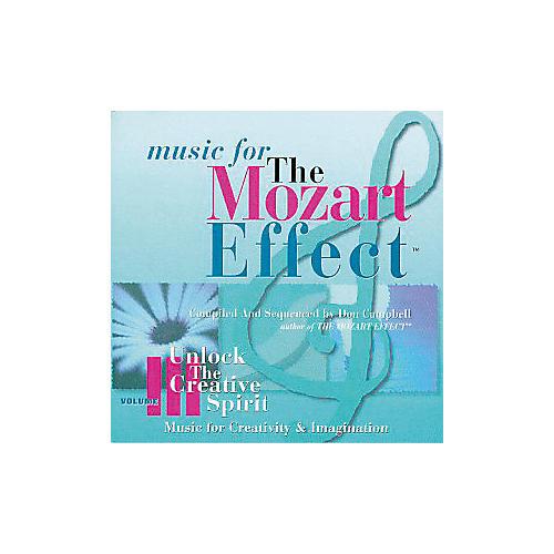 Children's Book Store Mozart Effect Volume 3 - Unlock the Creative Spirit