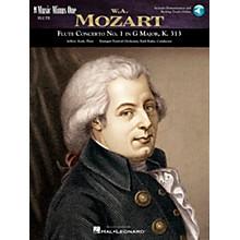 Hal Leonard Mozart Flute Concerto in G Major