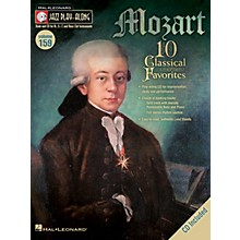 Hal Leonard Mozart (Jazz Play-Along Volume 159) Jazz Play Along Series Softcover with CD