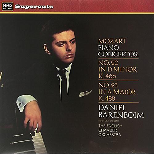 Alliance Mozart Piano Concertos