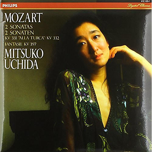 Alliance Mozart: Piano Sonata K331 & K332