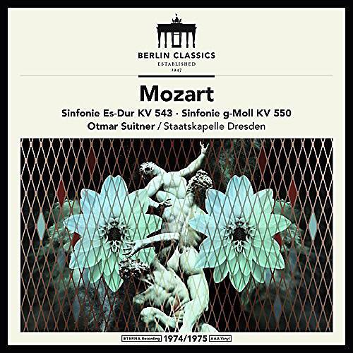 Alliance Mozart: Symphonies KV543 & KV550