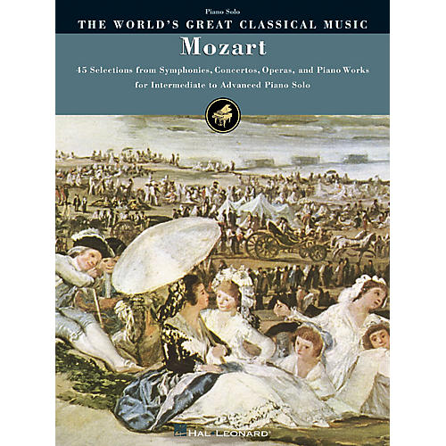 Hal Leonard Mozart World's Greatest Classical Music Series (Intermediate)