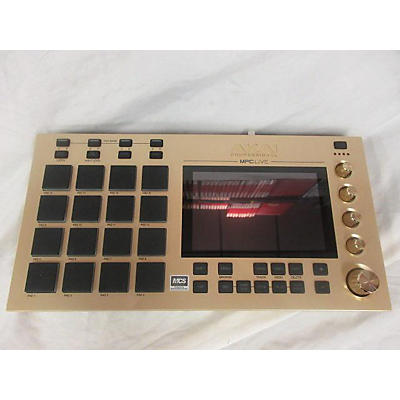Akai Professional Mpc Live Gold Production Controller