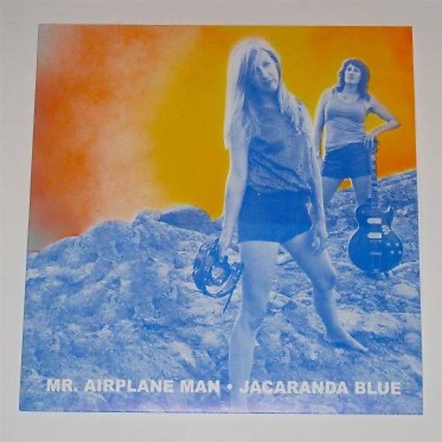 Alliance Mr Airplane Man - Jacaranda Blue