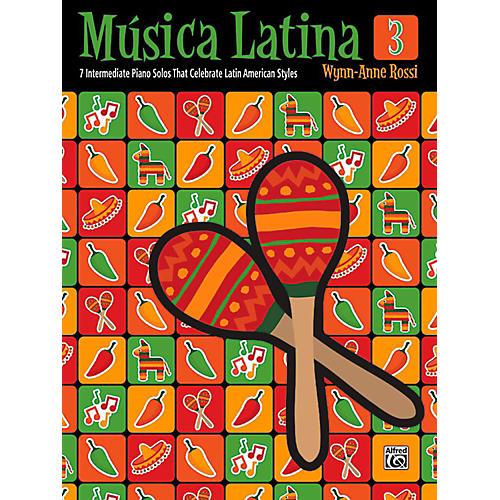 Alfred Mºsica Latina, Book 3 - Intermediate