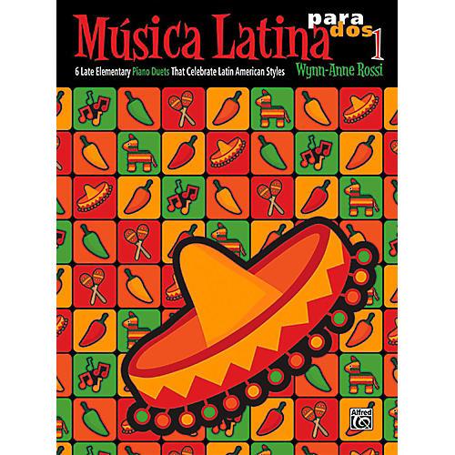 Alfred Mºsica Latina para Dos, Book 1 - Late Elementary