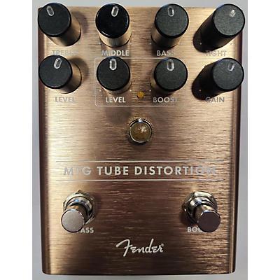 Fender Mtg Tube Distortion Effect Pedal