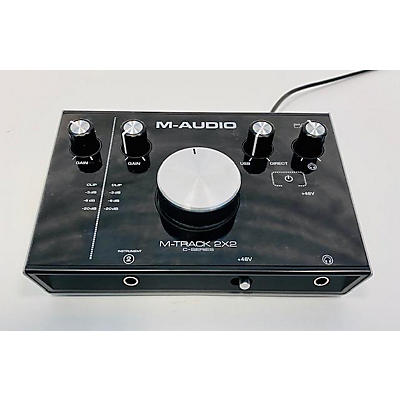 M-Audio Mtrack 2x2 Audio Interface