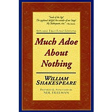 Applause Books Much Adoe About Nothing Applause Books Series Softcover Written by William Shakespeare