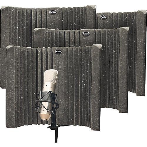 Auralex MudGuard Microphone Isolator (4 Pack)
