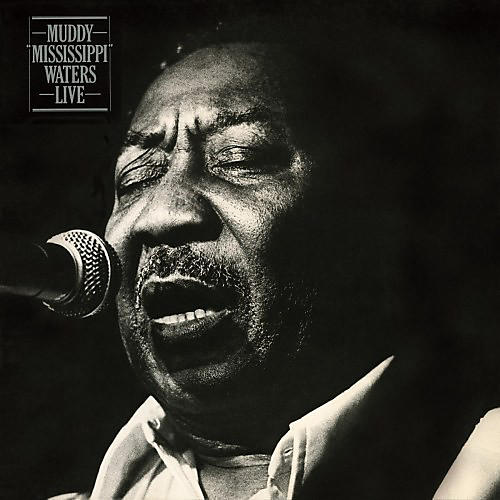 Alliance Muddy Waters - Muddy 'Mississippi' Waters-Live