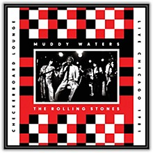 Muddy Waters & The Rolling Stones - Live at the Checkerboard Lounge [DVD / 2 LP]
