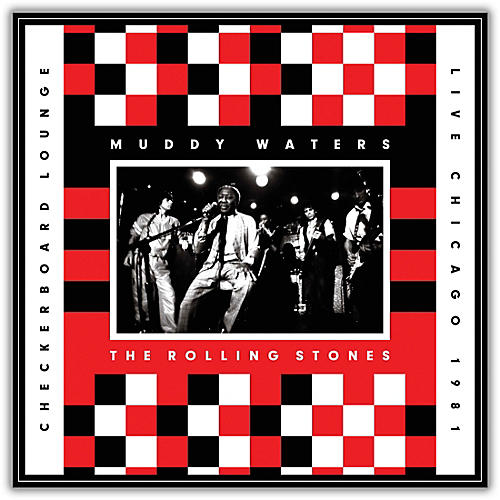 Universal Music Group Muddy Waters & The Rolling Stones - Live at the Checkerboard Lounge [DVD / 2 LP]