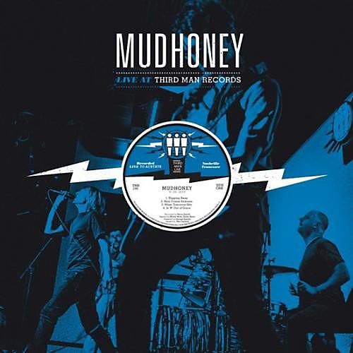 Alliance Mudhoney - Live At Third Man Records 9-29-13