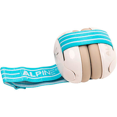 Alpine Hearing Protection Muffy Baby Blue Protective Headphones