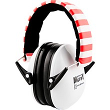 Alpine Hearing Protection Muffy White Protective Headphones