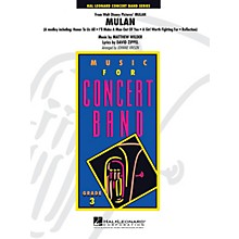 Hal Leonard Mulan Full Score Concert Band