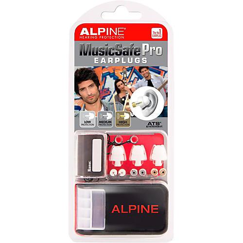 Alpine Hearing Protection Multi Attenuator Molded Earplugs