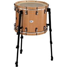 Multi-Bass Drum in Figured Anigre Veneer 18 in.