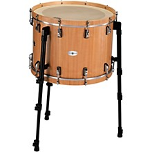 Multi-Bass Drum in Figured Anigre Veneer 20 in.