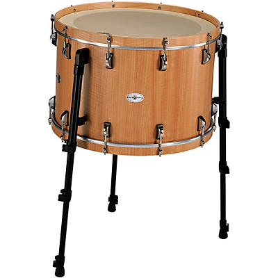 Black Swamp Percussion Multi-Bass Drum in Figured Anigre Veneer