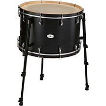 Black Swamp Percussion Multi Bass Drum in Satin Concert Black Stain