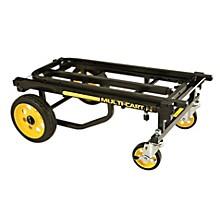 Open BoxRock N Roller Multi-Cart 8-in-1 Equipment Transporter Cart